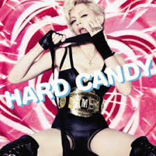 Madonna - Hard Candy (2008, CD)