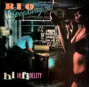 REO Speedwagon ‎– Hi Infidelity (1980)(Epic ‎– FE 36844 made in USA)