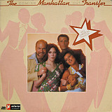 The Manhattan Transfer ‎– Coming Out (1976)(made in Germany)