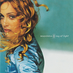Madonna - Ray Of Light (1998, CD)