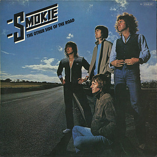 Виниловый Альбом SMOKIE -The Other Side Of The Road- 1979 ОРИГИНАЛ
