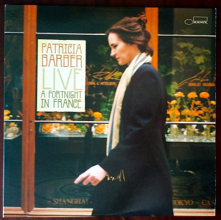 Patricia Barber ‎– Live: A Fortnight In France