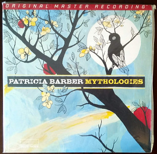 Patricia Barber ‎– Mythologies