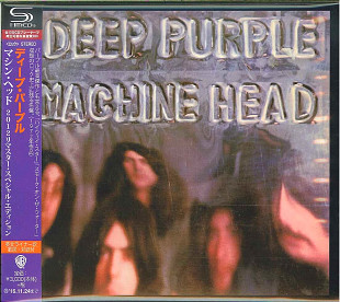 2xSHM-CD_Deep Purple - Machine Head /2016 JAPAN Edit 40th Ann/_(S/S)