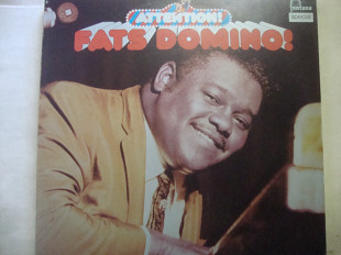 FATS DOMINO ATTENTION GERMANY