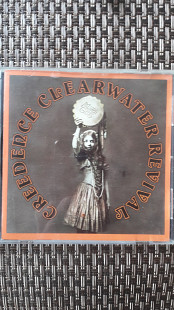 Cd Creedence Clearwater Revival (фирменный)