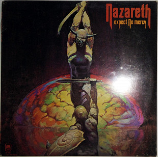 "Nazareth ""Expect No Mercy"" US"