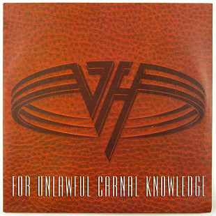 Van Halen – For Unlawful Carnal Knowledge (Santa Records ‎– П93 00549)