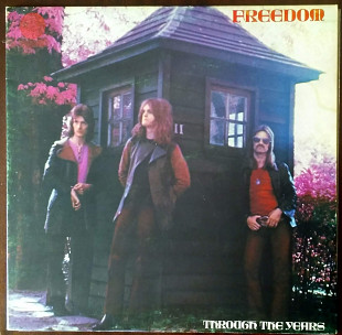 Freedom ‎– Through The Years