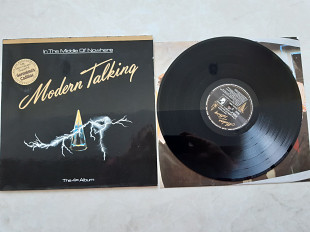 MODERN TALKING - IN THE MIDDLE OF NOWHERE THE 4 TH ALBUM