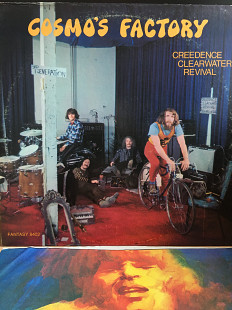 Creedence Clearwater Revival ‎– Cosmo's Factory*1970*Fantasy ‎– FANT-8402, Fantasy ‎– 8402 *US*EX+/N