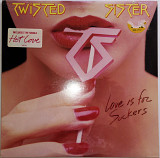 "Twisted Sister ""Love is For Suckers"" US"