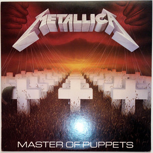 "Metallica ""Master Of Puppets"" US"