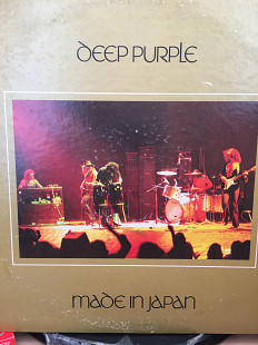 АКЦИЯ!!! до 25-04-21 -5% Deep Purple – Made In Japan *1972 *Warner Bros. Records – 2WS 2701 *US *2