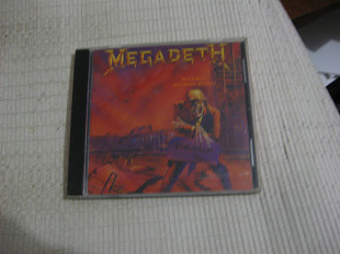 MEGADETH / PEACE SELLS ...BUT WHOS BOYNG ? / 1986