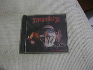 MEGADETH / KILLING IS MY BUSINESS...../