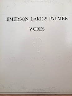 АКЦИЯ!!! до 25-04-21 -5% Emerson, Lake & Palmer – Works Volume 2 *1977 *Atlantic – SD 19147 *US *CU