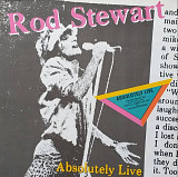"Rod Stewart ""Absolutelly Live) 2LP"