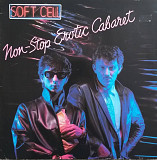 "Soft Cell""Non stop erotic cabaret"""