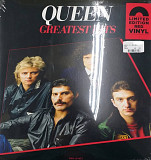 "QUEEN ""Greatest Hits"" 2LP Limited edition Red Vinyl"""