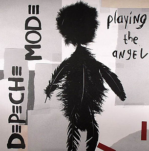 "Depeche Mode ‎- Playing The Angel (2005) 2х12"" LP"