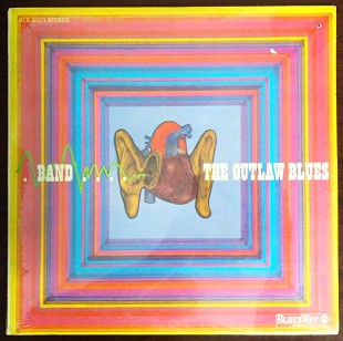 The Outlaw Blues Band ‎– The Outlaw Blues Band
