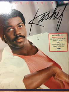 АКЦИЯ!!! до 25-04-21 -5% Kashif ‎– Condition Of The Heart *1985*Arista ‎– AL 8-8385, Arista ‎– AL8-