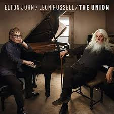Elton John / Leon Russell - The Union (2010, CD)