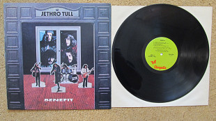Jethro Tull – Benefit *1970 *Chrysalis – CHR 1043 *US *Original*Green label*EX/EX -25$