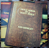 Ken Hensley ‎– Proud Words On A Dusty Shelf 1973