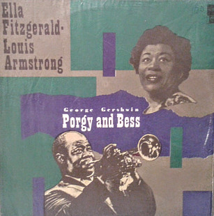 Ella Fitzgerald-Louis Armstrong. Porgy and Bess. Русский диск 1991