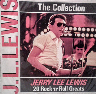Jerry Lee Lewis-The Collection. Balkanton