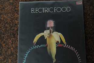 Electric Food - Electric Food, 1970, Germany