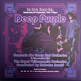 Deep Purple, +RP Orchestra - Concerto Group & Orchestra - BoxSet 3LP
