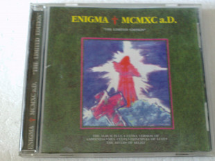 "ENIGMA MCMXC a.D ""The Limited Edition"""