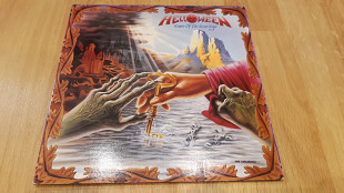 Helloween (Keeper Of The Seven Keys. Part-2) 1988. (LP). 12. Vinyl. Пластинка. Korea.
