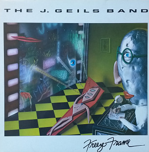 "The J.Geils Band ""Freeze Frame"""