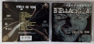 Belladonna - Spells of Fear (1998) (vocal Anthrax) фирменный диск