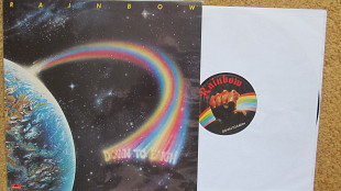 Rainbow – Down To Earth *1979 *Polydor – 2391 410 *Germany *Original *ins *EX-/EX+ -17 $