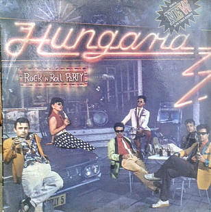 Hungaria-Rock'n Roll Part. Pepita 1980