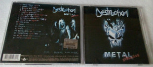 Destruction - Metal Discharge (2003)