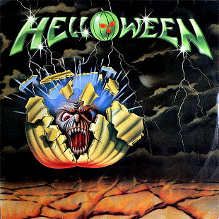 Helloween (Helloween) 1985. (LP). 12. Vinyl. Пластинка. Germany. EX/EX