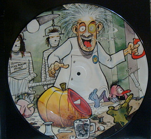 Helloween (Dr.Stein) 1988. (LP). 12. Vinyl. Picture Disc. Пластинка. Germany. EX+/EX+