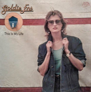 Goldie Ens-This is My Life. Supraphon 1983
