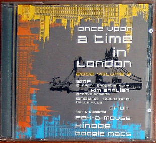 Once upon a time in London – mixed by Boy George (2002)(Progressive House, Downtempo)