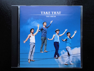 CD диск Take That - The Circus