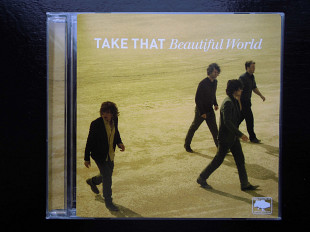 CD диск Take That - Beaytiful World