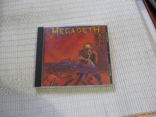MEGADETH / PEACE SELLS...BUT WHOS BUYING ? / 1986