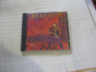 MEGADETH / PEACE SELLS...BUT WHOS BUING ? / 1986