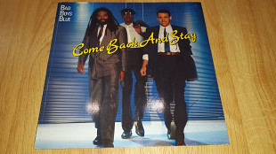 Bad Boys Blue (Come Back And Stay) 1987. (LP). 12. Vinyl. Пластинка. Germany. EX+/EX+